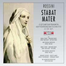 Gioacchino Rossini (1792-1868): Stabat Mater (3 Gesamtaufnahmen), 3 CDs