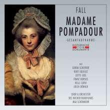 Leo Fall (1873-1925): Madame Pompadour, 2 CDs