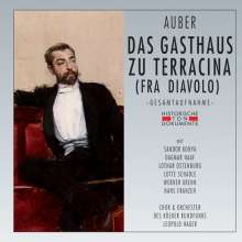 Daniel-Francois-Esprit Auber (1782-1871): Fra Diavolo (in deutscher Sprache), 2 CDs