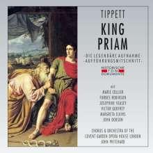 Michael Tippett (1905-1998): King Priam, 2 CDs