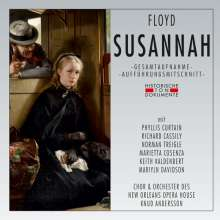 Carlisle Floyd (geb. 1926): Susannah, 2 CDs