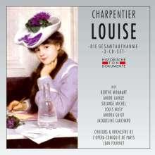 Gustave Charpentier (1860-1956): Louise, 3 CDs