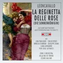 Ruggero Leoncavallo (1857-1919): La Reginetta Delle Rose, 2 CDs