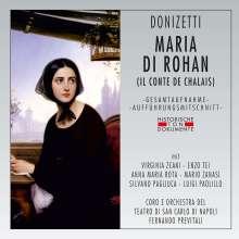 Gaetano Donizetti (1797-1848): Maria di Rohan, 2 CDs