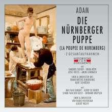 Adolphe Adam (1803-1856): La Poupée De Nuremberg (in dt. und frz. Sprache), 2 CDs