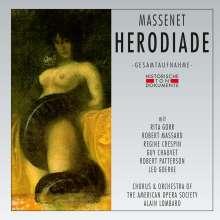 Jules Massenet (1842-1912): Herodiade, 2 CDs