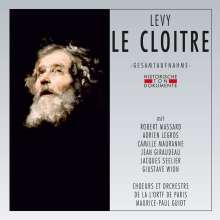 Michel-Maurice Levy (1883-1965): Le Cloitre, 2 CDs