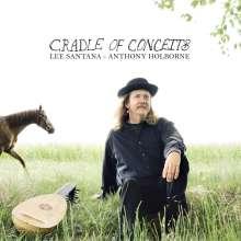Lee Santana - Cradle of Conceits, CD