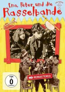 Ina, Peter und die Rasselbande, DVD
