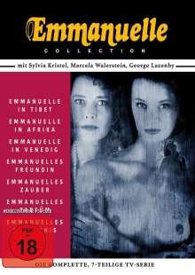 Emmanuelle Collection (Komplette Serie), 3 DVDs