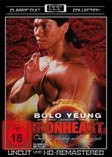 Ironheart, DVD