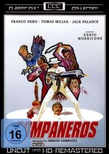 Companeros, DVD