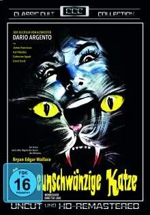 Die neunschwänzige Katze, DVD