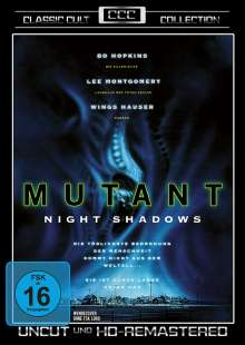 Mutant - Night Shadows, DVD