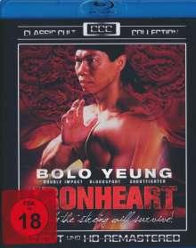 Ironheart (Blu-ray), Blu-ray Disc