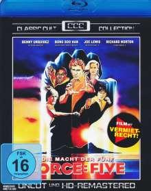 Die Macht der Fünf (Blu-ray), Blu-ray Disc