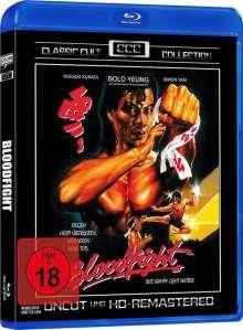 Bloodfight (Blu-ray), Blu-ray Disc