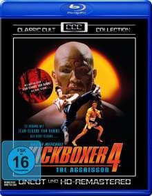 Kickboxer 4 - The Aggressor (Blu-ray), Blu-ray Disc