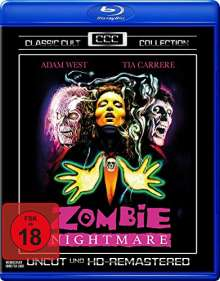 Zombie Nightmare (Blu-ray), Blu-ray Disc