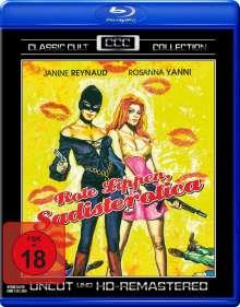 Rote Lippen, Sadisterotica (Blu-ray), Blu-ray Disc