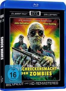 Die Schreckensmacht der Zombies (Blu-ray), Blu-ray Disc