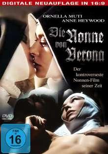 Die Nonne von Verona, DVD