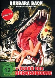 Der Fluss der Mörderkrokodile (Die heilige Bestie der Kumas), DVD