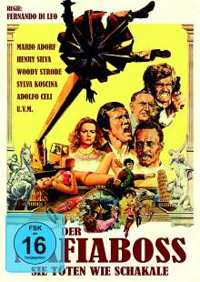 Der Mafiaboss - Sie töten wie Schakale, DVD