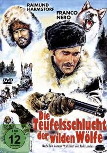 Die Teufelsschlucht der wilden Wölfe, DVD