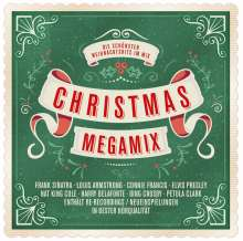 Christmas Megamix, 2 CDs