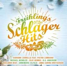 Frühlingsschlager Hits 2020, 2 CDs