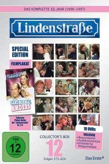 Lindenstraße Staffel 12 (Limited Edition), 10 DVDs
