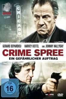 Crime Spree - Ein gefährlicher Auftrag, DVD