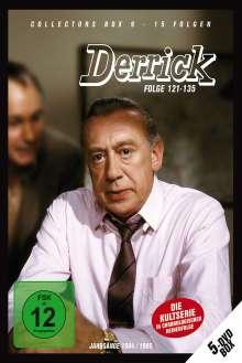Derrick Collector's Box Vol. 9 (Folgen 121-135), 5 DVDs