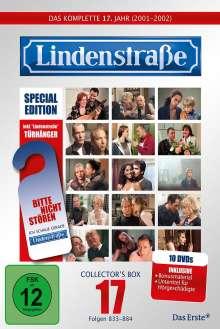 Lindenstraße Staffel 17 (Limited Edition mit Türschild), 10 DVDs