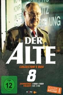 Der Alte Collectors Box 8, 5 DVDs