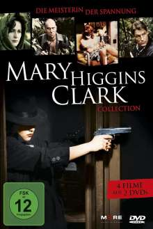 Mary Higgins Clark Collection (4 Filme), 2 DVDs