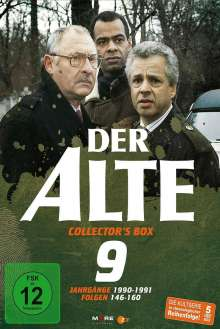 Der Alte Collectors Box 9, 5 DVDs