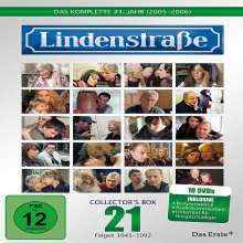 Lindenstraße Staffel 21, 10 DVDs