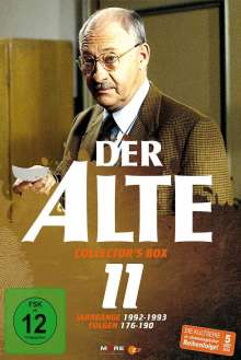 Der Alte Collectors Box 11, 5 DVDs