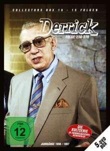 Derrick Collector's Box Vol. 18 (Folgen 256-270), 5 DVDs