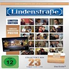 Lindenstraße Staffel 23 (Limited Edition mit Poster), 10 DVDs