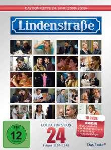 Lindenstraße Staffel 24 (Collector's Box), 10 DVDs