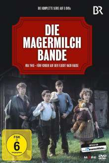 Die Magermilchbande (Komplette Serie), 3 DVDs