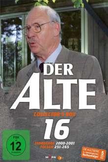 Der Alte Collectors Box 16, 5 DVDs