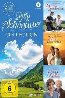 Lilly Schönauer Collection, 3 DVDs