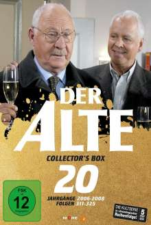 Der Alte Collectors Box 20, 5 DVDs