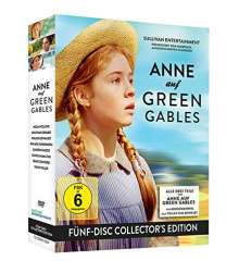 Anne auf Green Gables (Collector's Edition), 5 DVDs