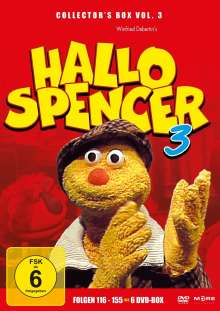 Hallo Spencer Collector's Box Vol. 3, 5 DVDs