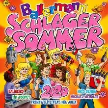 Ballermann Schlagersommer 2020, 2 CDs